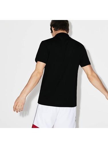 Lacoste Erkek  Tişört L1230.TUC Siyah